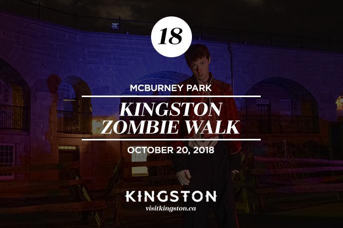 Kingston Zombie Walk