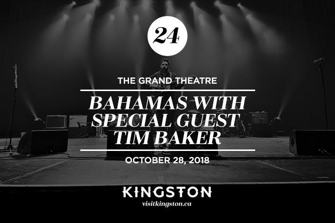 Bahamas at the Grand Theatre
