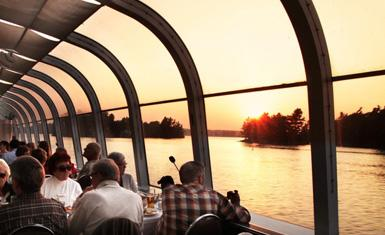 Kingston's 1000 Islands Top Attraction