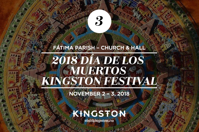25 Things to Do This November in Kingston 2018