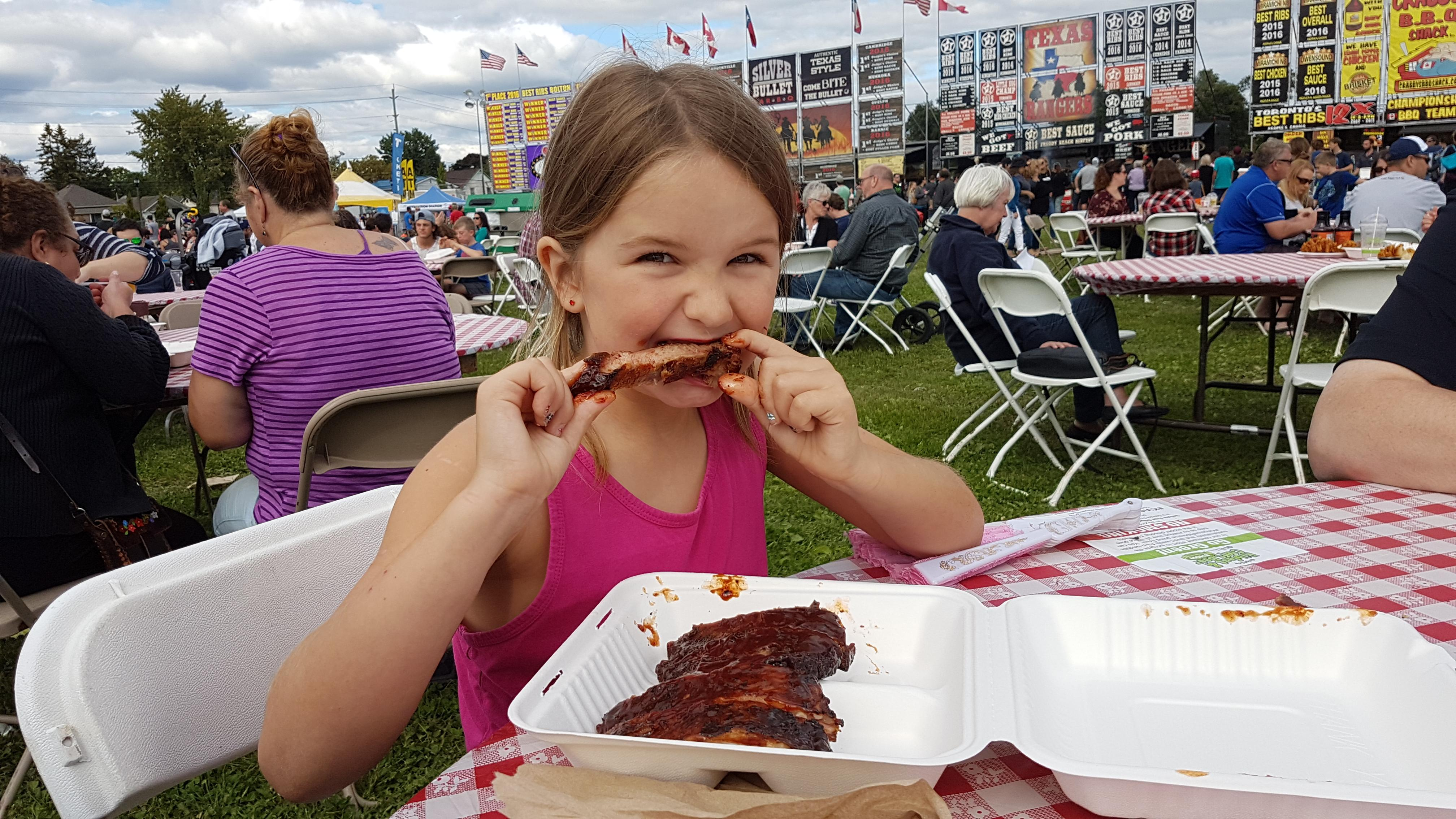 Kingston Ribfest and Craft Beer show
