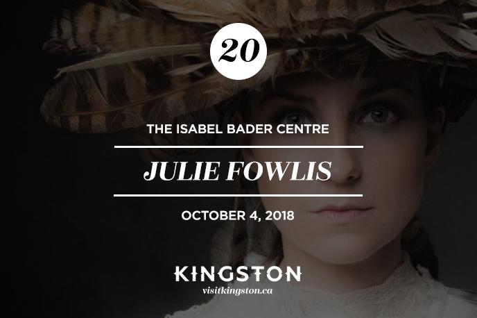 Julie Fowlis live at the Isabel