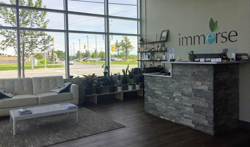West End Immerse Spa