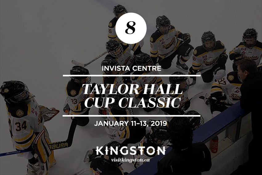 25 Things to Do in Kingston in January 2019