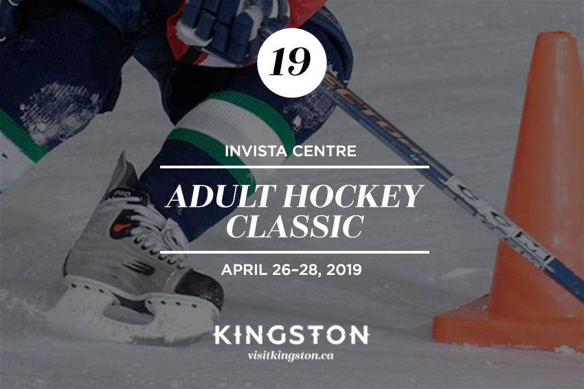 25 Things to do in Kingston in April 2019