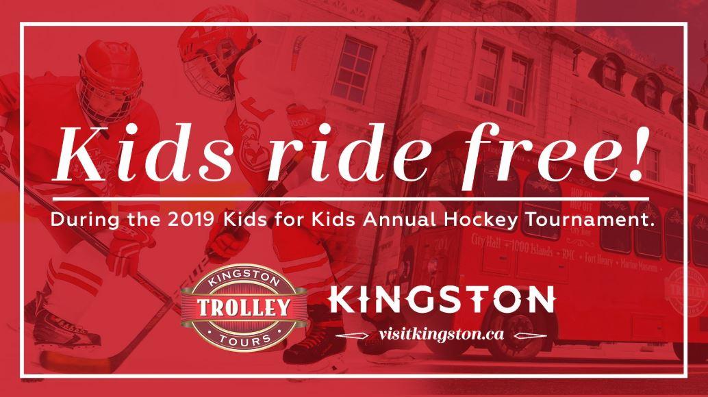 Kids For Kids Hockey Tournament Visit Kingston