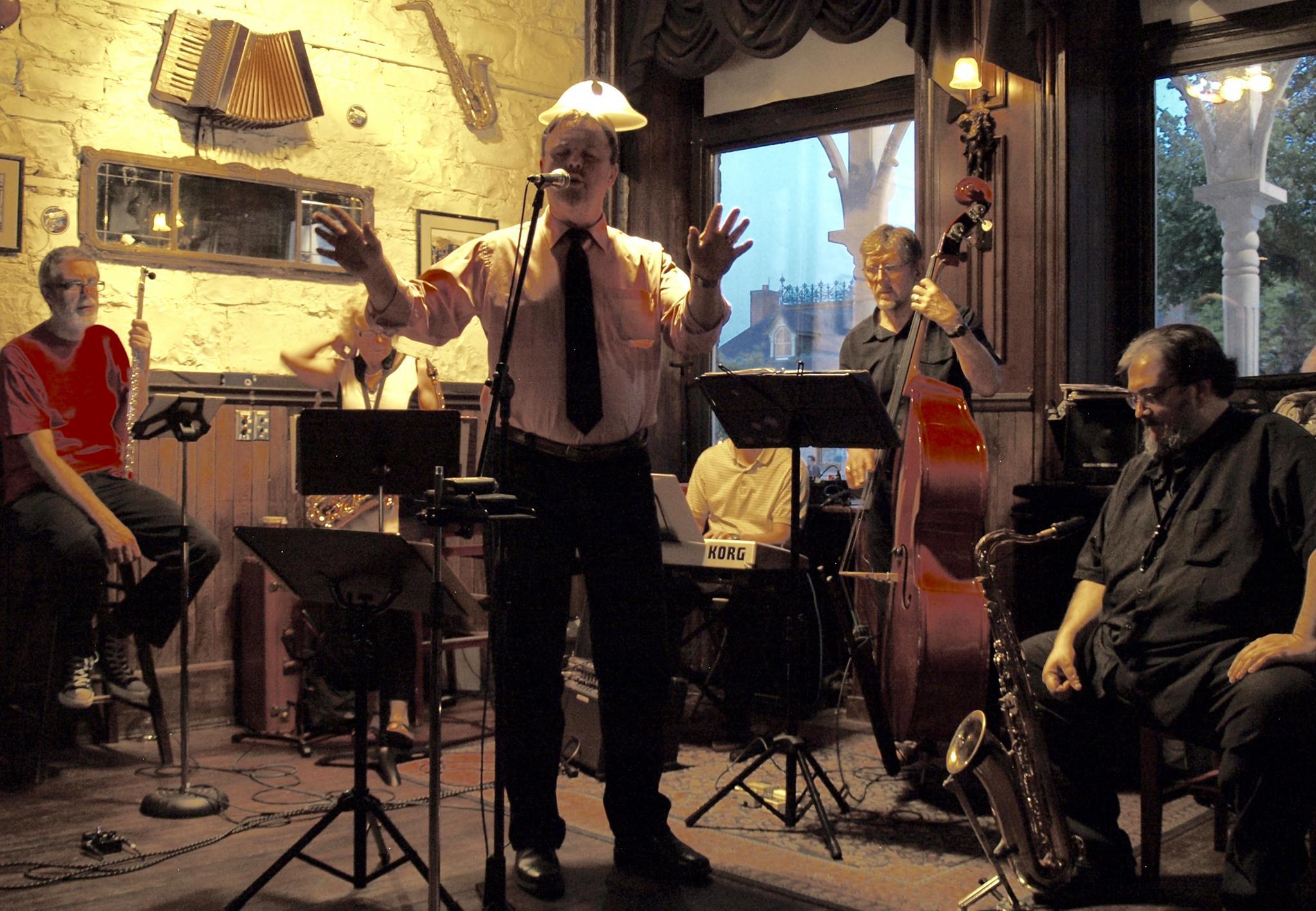 Craig Jones and The 20th Century Jazz Band