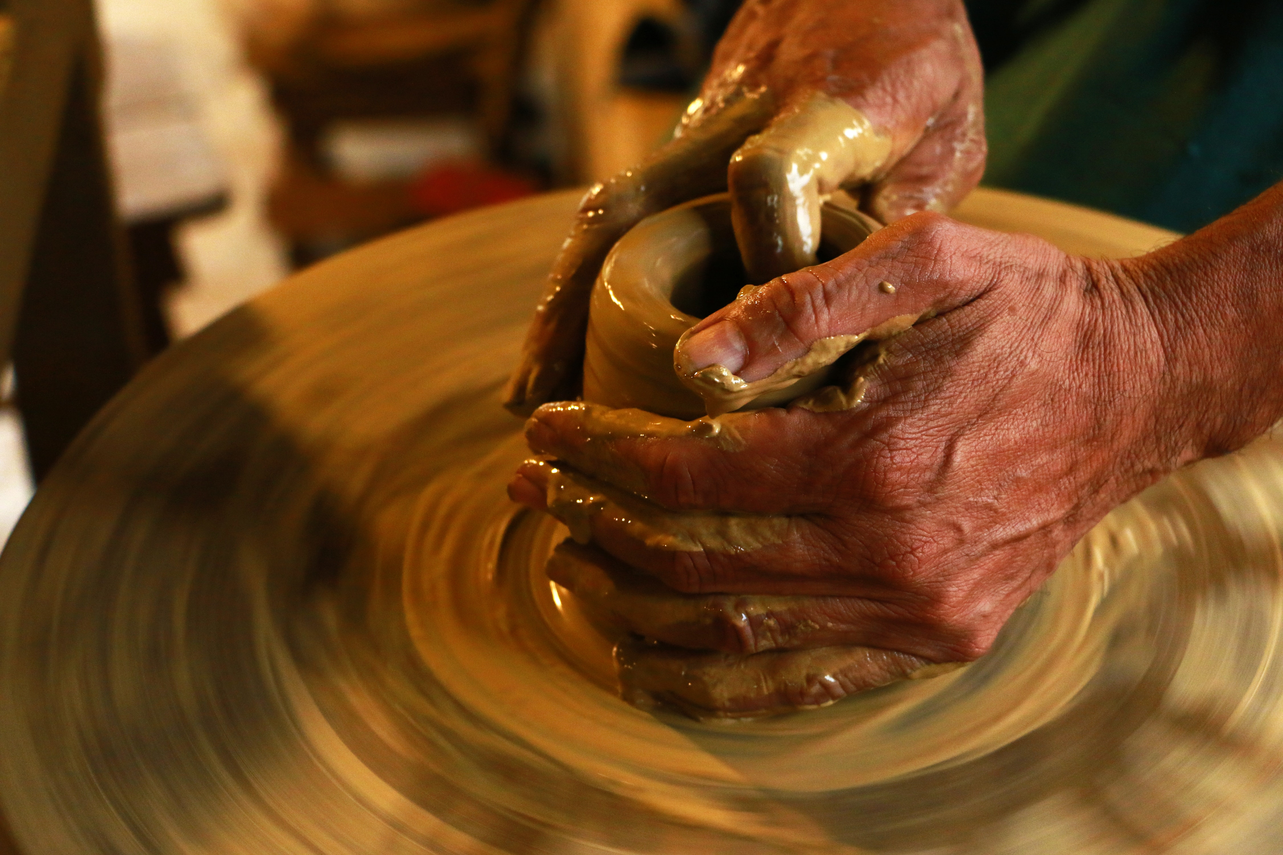 Kingston Potters' Guide Spring Show and Sale