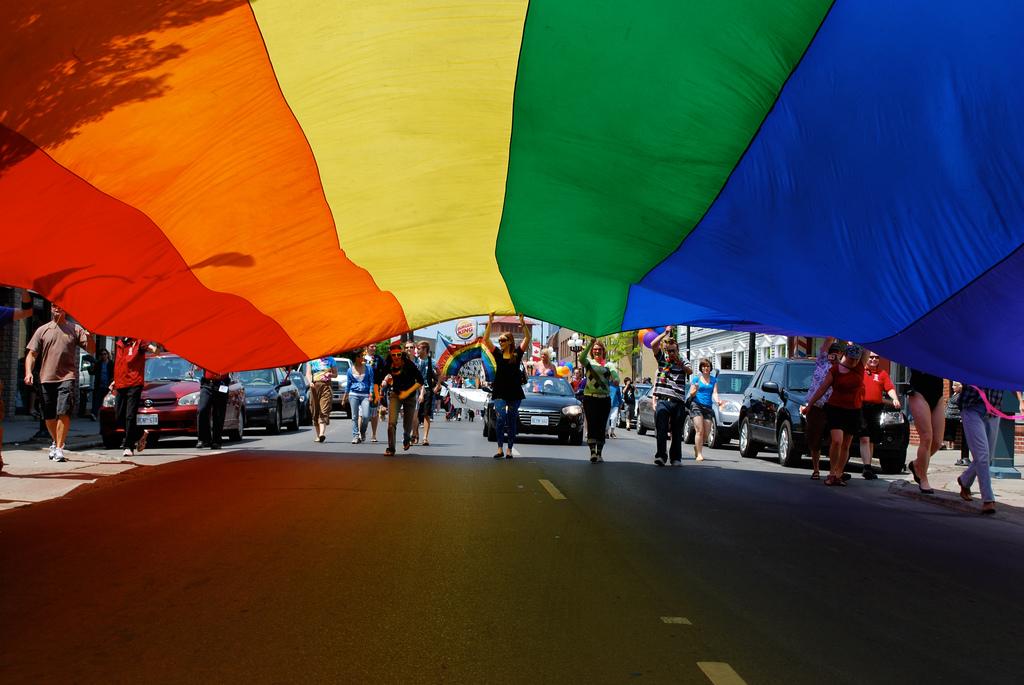 Kingston Pride Parade and Community Fair