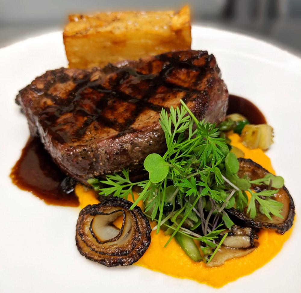 Ontario beef tenderloin